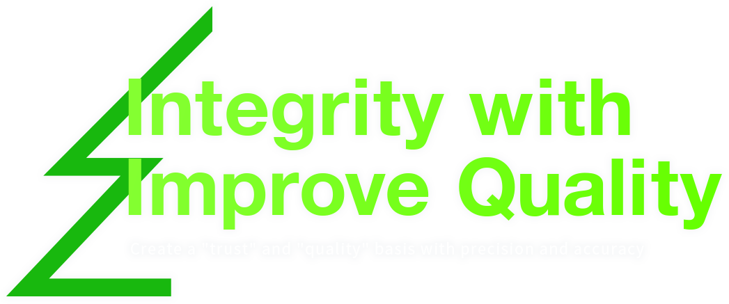 Integrity with Improve Quality
